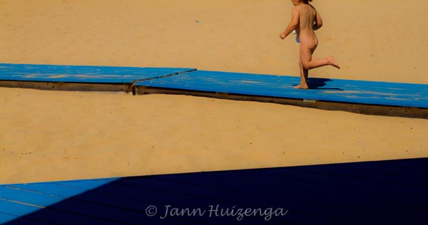 A beach in Southeast Sicily, copyright Jann Huizenga