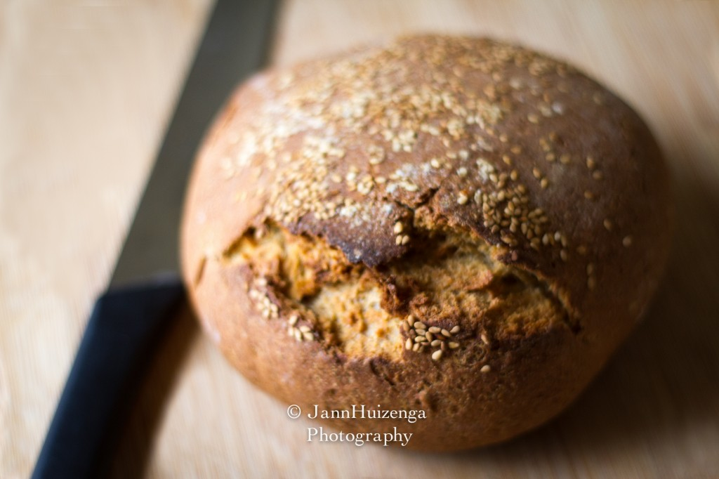 Bread from I BANCHI, copyright Jann Huizenga